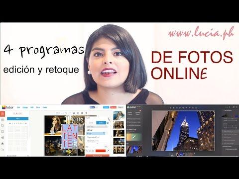 4 programas para editar retocar fotos online lucia for Programa para disenar closets online