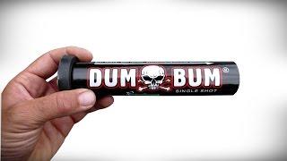 Tschech. 30mm - Bombenrohr ★ SS30D Dum Bum SINGLE SHOT ★ / Klasek [HD]