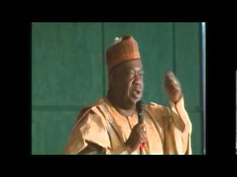Keynote address by Niger State Governor Babangida Aliyu