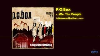 Watch Pobox We The People video