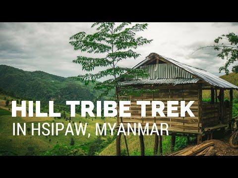Hill Tribe Trek, Myanmar