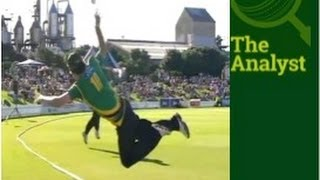 Cricket's Greatest Catches: No. 9 - Bevan Small & Michael Mason   The Analyst