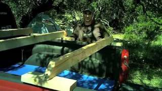 Arrowsling'ntv-    Tent For Truck Bed... Under $15 How To...