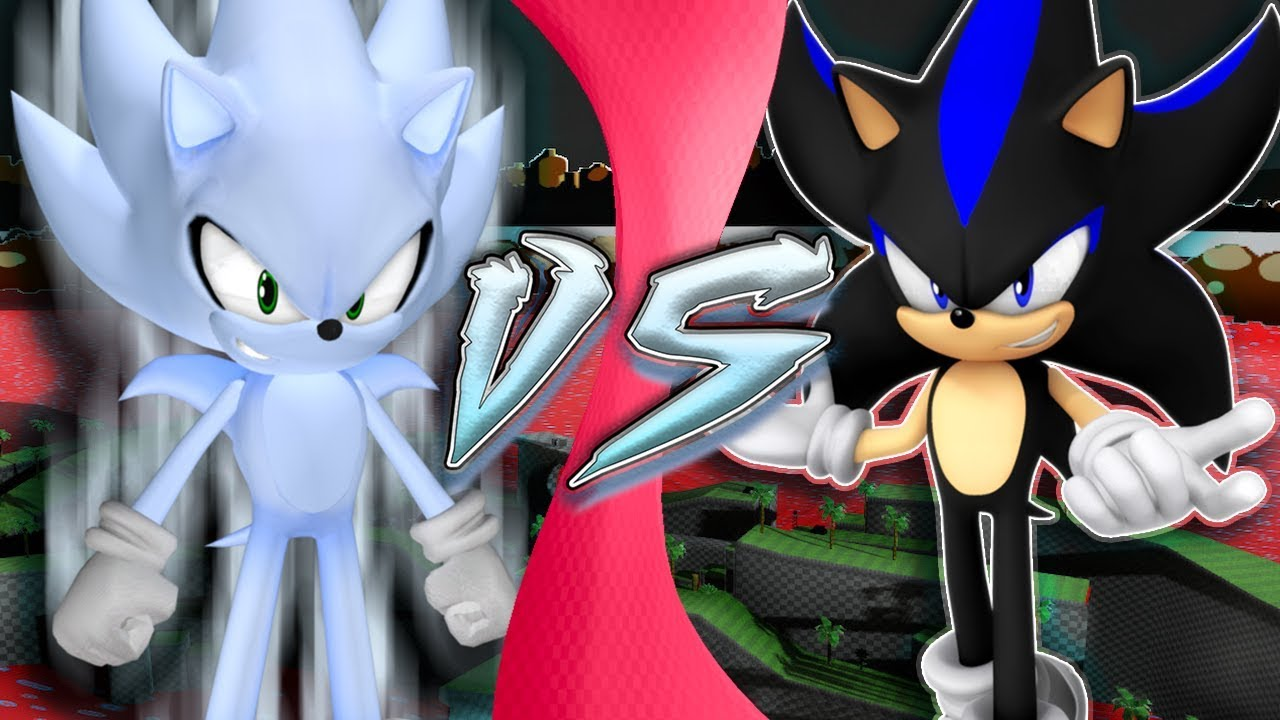 NAZO SONIC Vs SEELKADOOM Sonic Nazo Unleashed DX Vs