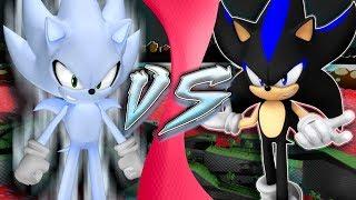 NAZO SONIC vs SEELKADOOM! (Sonic: Nazo Unleashed DX vs Sonic RPG) | CARTOON FIGHT CLUB