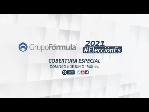 #ElecciónEs 2021 - COBERTURA ESPECIAL