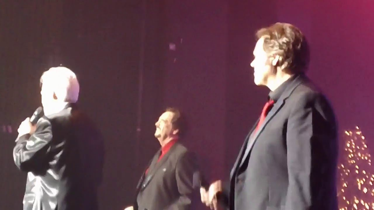 THE OSMONDS ANDY WILLIAMS CHRISTMAS SHOW 2015 - YouTube