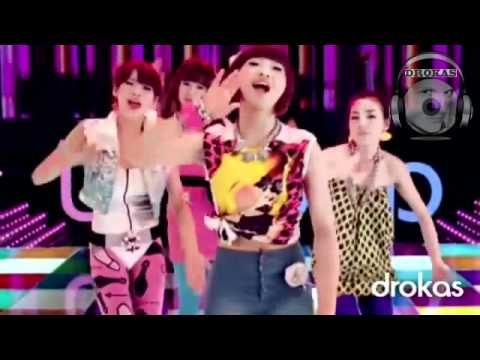 BIGBANG feat. 2NE1 vs. Danity Kane - Damaged Lollipop [Drokas Mash Up]