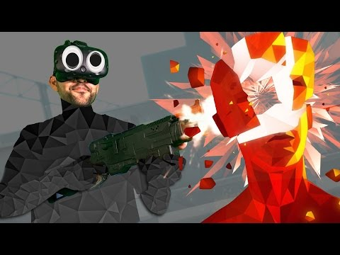 RAMPAGE MODE! | Superhot VR |