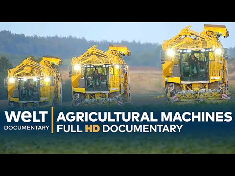 AGRICULTURAL MACHINES - Field Gigants in Action | Full Documentary