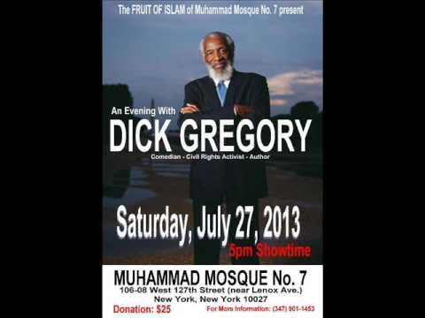 Dick Gregory Discusses Planes, Trains and Trayvon Martin on