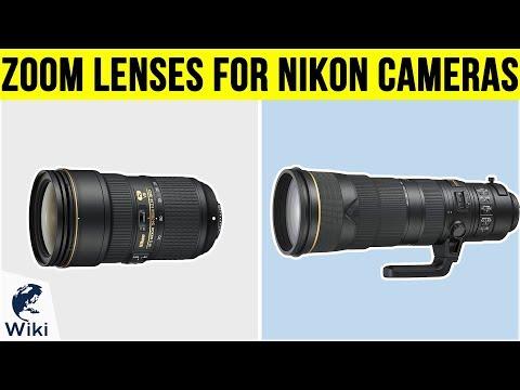 10 Best Zoom Lenses For Nikon Cameras 2019