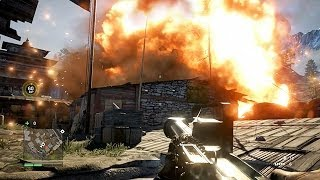 Far Cry 4 Gameplay - EXCLUSIVE PS4 Gameplay (1080p)