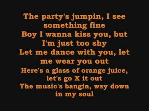 For My People Lyrics.