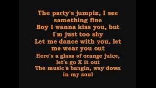 For My People Lyrics
