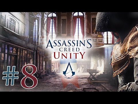 Assassin's Creed Unity FR #8 Fin Séquence 5