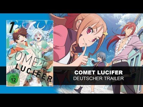 Comet Lucifer (Deutscher Trailer) | HD | KSM Anime