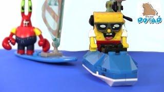 Губка Боб Квадратные Штаны Мультик – БЕЗБАШЕННЫЙ СЕРФИНГ! Смотреть Губка Боб. Спанч Боб Смотреть