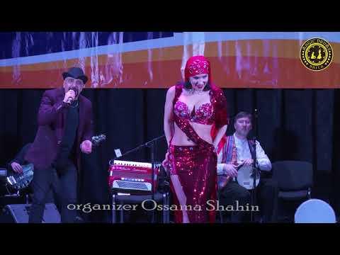Angelina Sudakova and Al Azdekaa orchestra