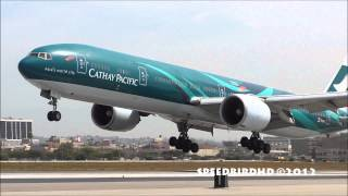 Special Liveries That Fly In and Out of Los Angeles International Airport (LAX) in HD
