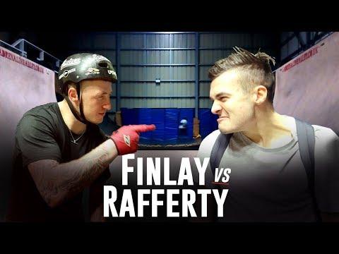 ASH FINLAY vs CALLUM RAFFERTY * GAME OF BIKE *