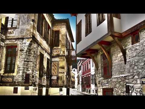 Xanthi old town