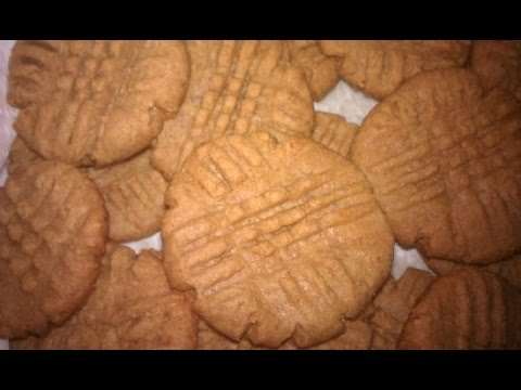 DIABETIC PEANUT BUTTER COOKIES 2 | QUICK RECIPES | EASY TO LEARN