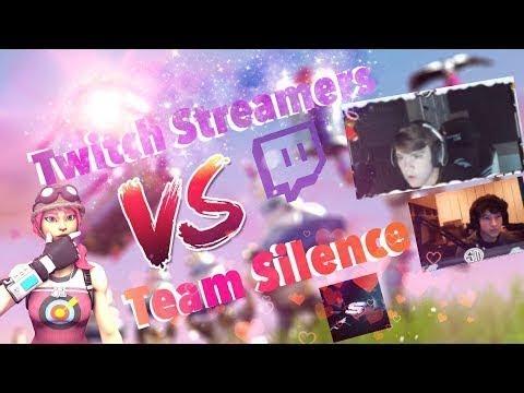 Streamers React To Team Silence... Mongraal, Zexrow