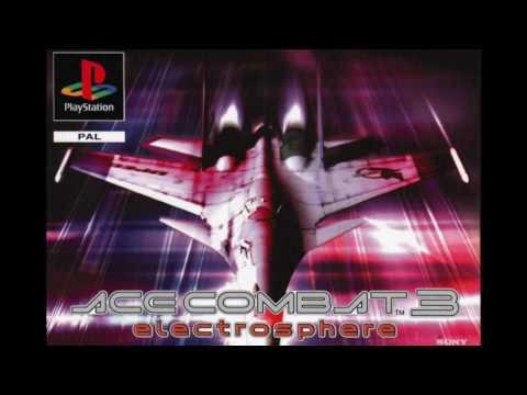 Ace Combat 3: Electrosphere (FULL SOUNDTRACK)