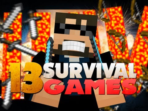 Minecraft Hunger Games 13 - HACKING?!!