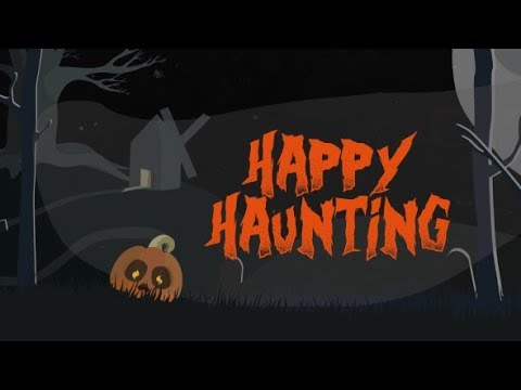 Halloween Party Invitation After Effects Template Youtube