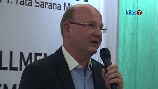 Kilas7 TV Batam - Smartphone Nokia Diproduksi Di Sat Nusapersada Batam