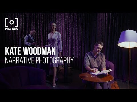 Learn Narrative Photography from Kate Woodman with PRO EDU | Coming Soon Teaser thumbnail