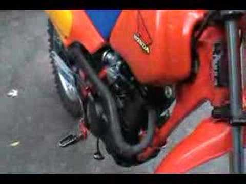 1985 Honda XR100