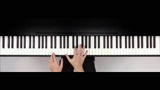 Mariah Carey - Hero: Beautiful Piano Arrangement