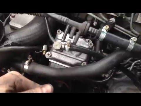 Регулировка угла опережения впрыска на ТНВД тестером m51 BMW Opel RangeRover