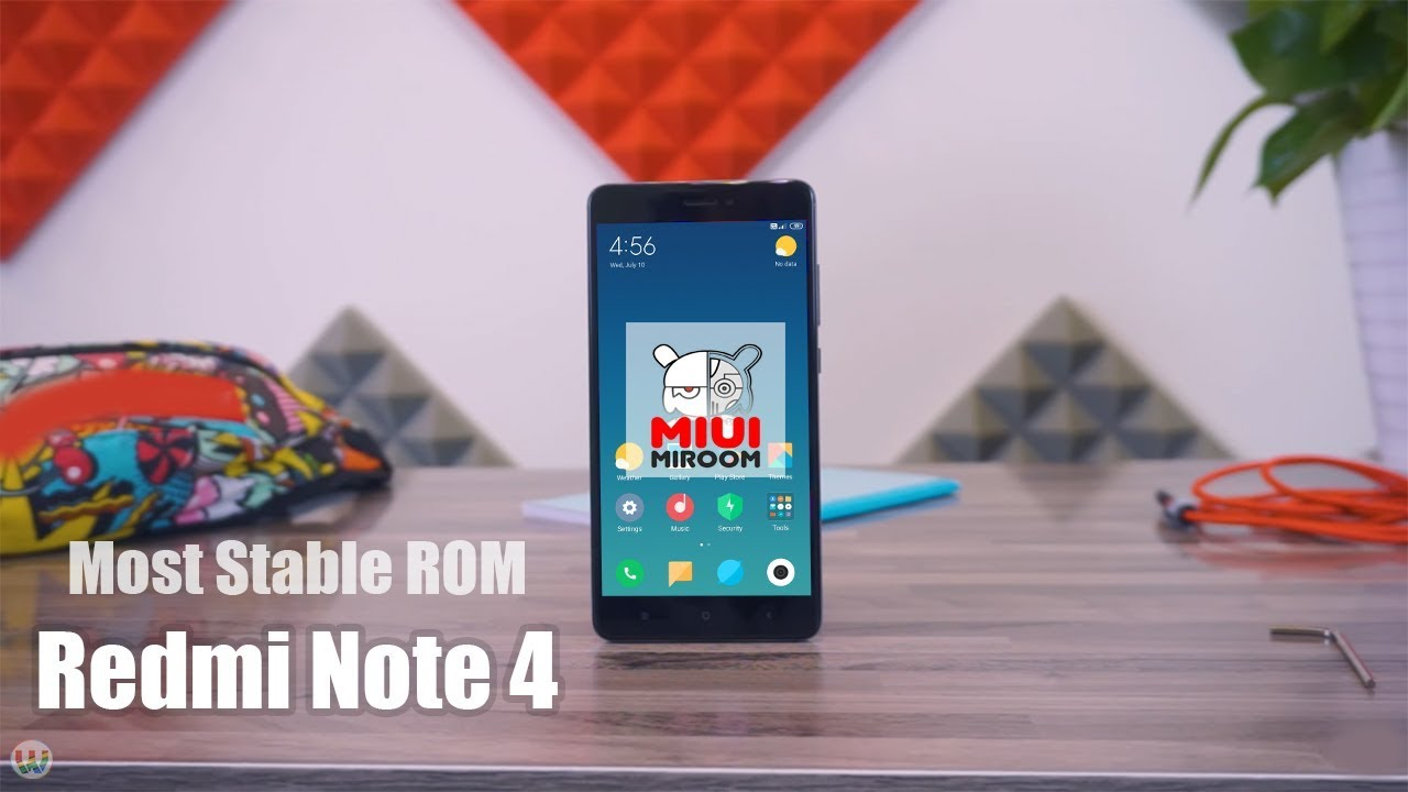 Most stable note 4 rom