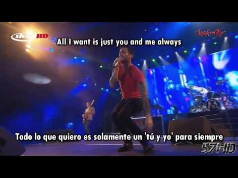 Maro 5  Stutter HD  Subtitulado Español English Lyrics
