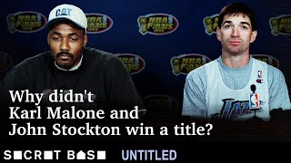 Download Karl Malone and John Stockton never won an NBA championship. Here's what left them empty-handed. Mp3 and Videos