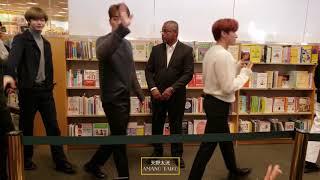 [4K] MONSTA X 몬스타엑스 - Meet Monsta X at Barnes & Noble The Gr…