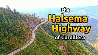 Download lagu The Halsema Highway in Cordillera Philippines // One of the most dangerous road in the world