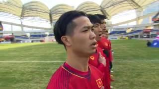 AFC U23 Group Stage video news