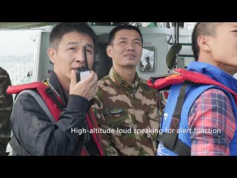 JTT UAV Maritime Search and Rescue Drill