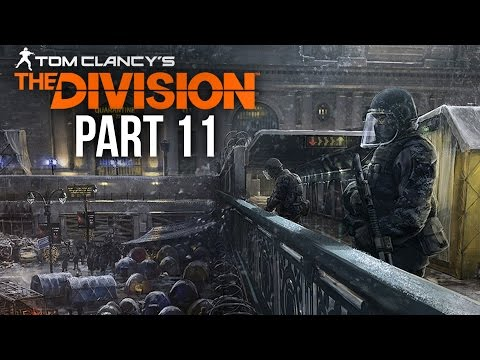 The Division Gameplay Walkthrough Part 11 - POLICE ACADEMY (Full Game)