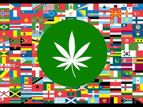 15 Legal Countries Where you can Smoke Weed 2018