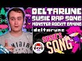 Download DELTARUNE SUSIE RAP SONG MONSTER | Rockit Gaming | Optimal Reaction