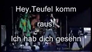 Tokio Hotel-Beichte (w/Lyrics on screen)