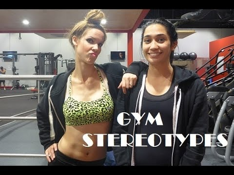 Austrian Women Stereotypes GYM STEREOTYPES | Doov...