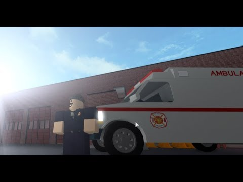 Roblox- New Haven County Fire | Episode 5 | Very Slow day