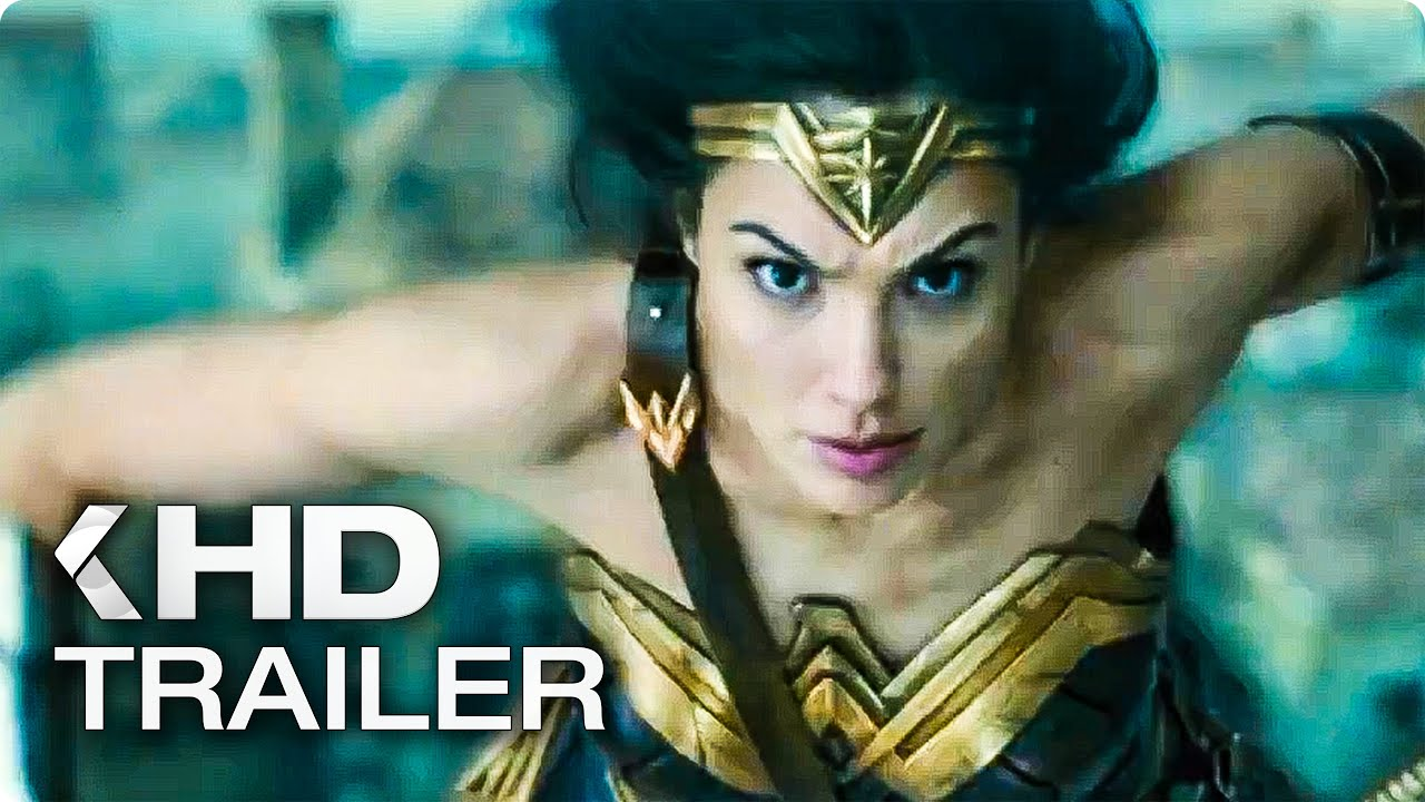 wonder woman new spots amp trailer 2017 youtube